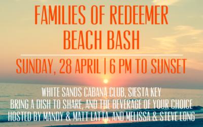 Annual Beach Bash