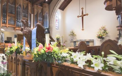 Holy Week and Easter Masses and Services 2021