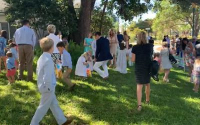 Easter Egg Hunt 2019 – a record hit!