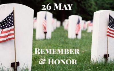 Memorial Day Sunday at Redeemer