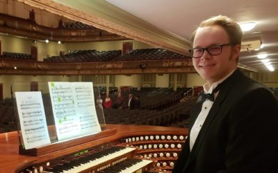 Redeemer welcomes new Assistant Organist/Choirmaster