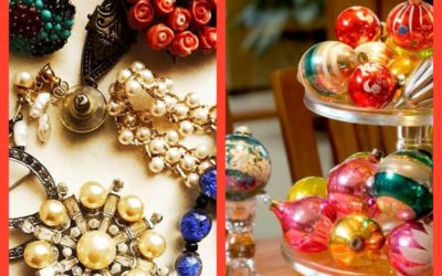 Our Episcopal Thrift House needs your costume jewelry and Christmas decoration donations!