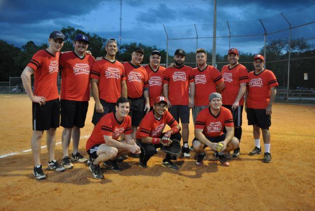 Watch the Big Red Machine – Redeemer's winning softball team – in action!