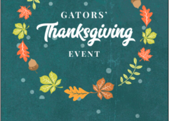 Last call for Thanksgiving Dinner Reservations!