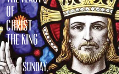 Christ the King Sunday – 24 November