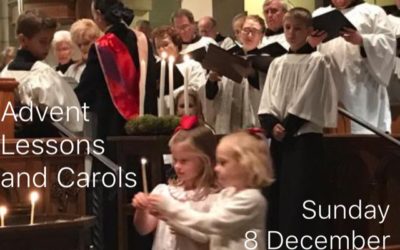 Lessons and Carols at Redeemer