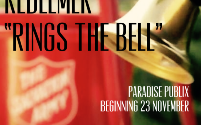 It's Salvation Army Bell-Ringing Time
