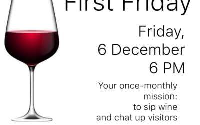 First Friday – Welcome Friends, Neighbors, and Visitors to Redeemer