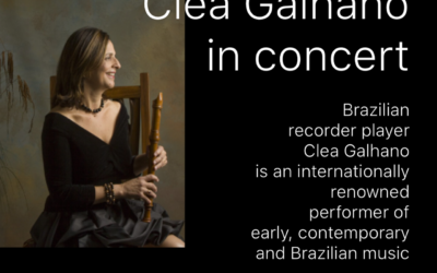 Clea Galhano in concert at Redeemer