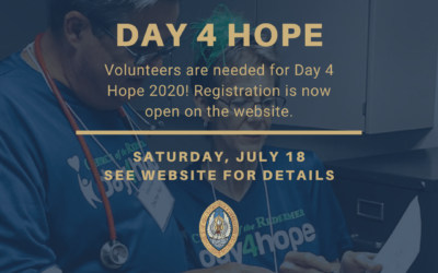 Day 4 Hope 2020 – Don't Miss Your Chance to Make a Difference in the Life of a Child