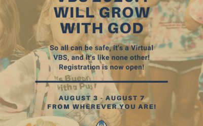 Vacation Bible School 2020: Like None Other!