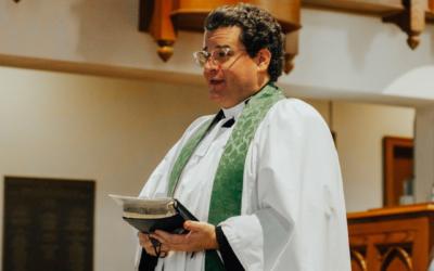 Shop Talk with Fr. Charleston and Pastor Kelvin Lumpkin