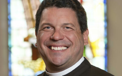 """Fr. Wood Encourages the Parish to Watch """"The Chosen"""""""