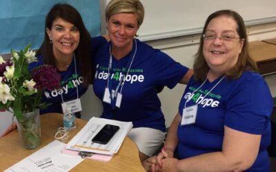 Volunteer for Day 4 Hope 2021