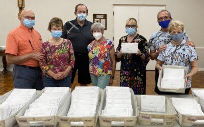 Volunteers Needed for Newsletter Mailing Crew