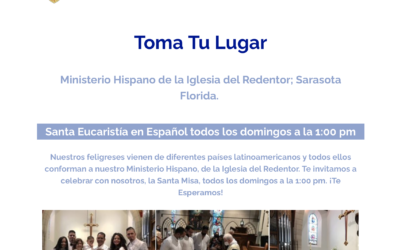 Hispanic Ministry Launches New Website