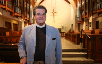 Observer Publishes Article about Rector Fr. Charleston Wilson